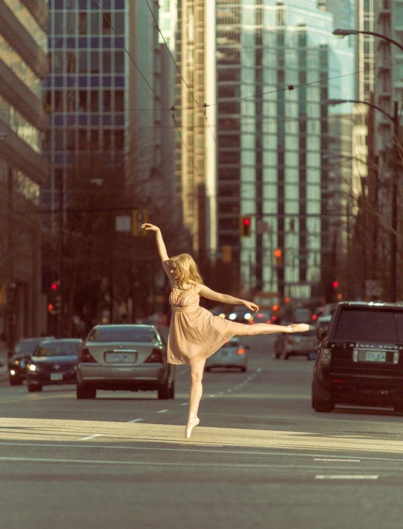 Dancer: Amanda Dancsok<br />