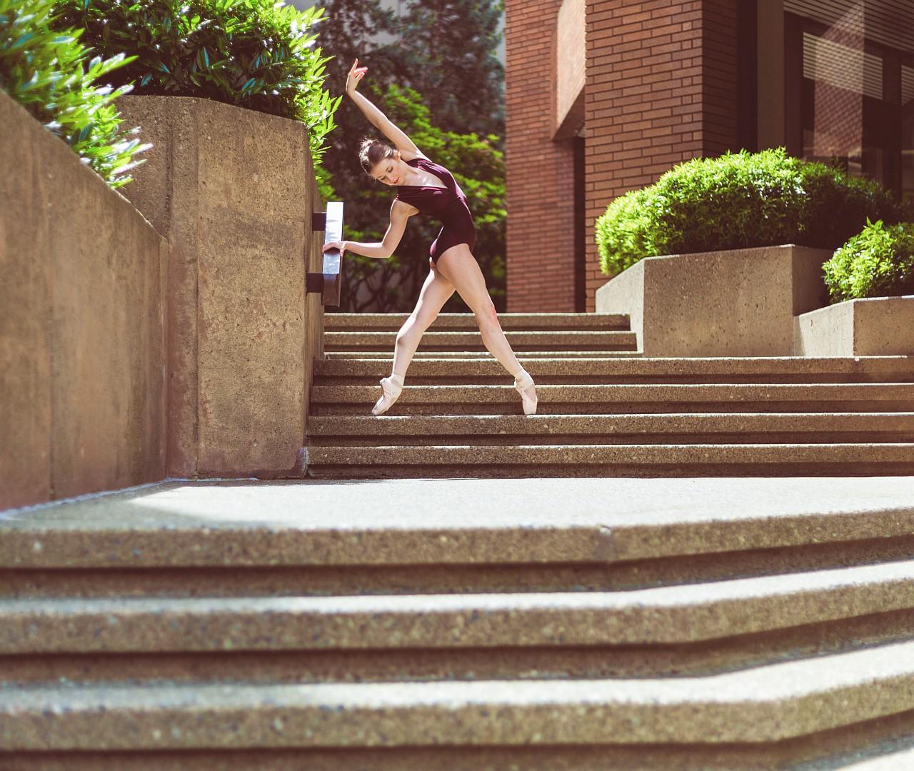 Dancer: Karolynn Asplin (@CoastalCityBallet)<br /> Be sure to Like the Facebook page for more photos of ballerinas (<a rel=