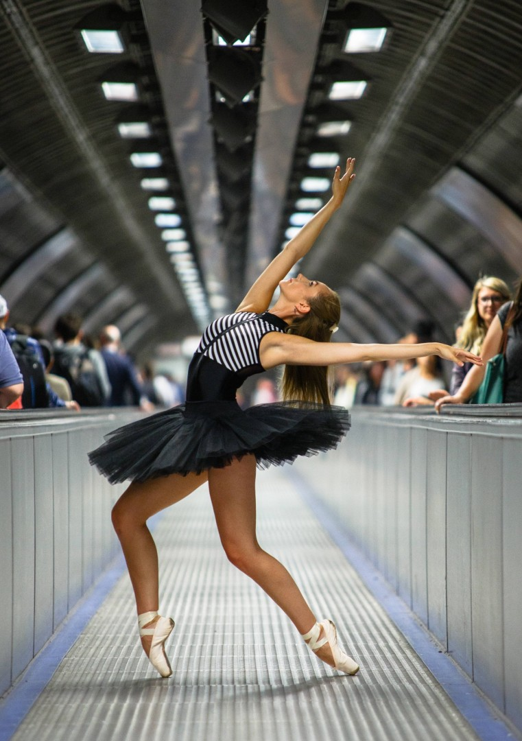 Dancer: Sophie Francesca Olivia Wright, The London Ballet Company