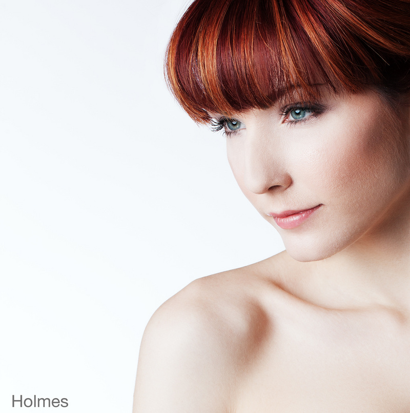Photography by Adrian Holmes<br /> Hair/Makeup by Kaitlin Chapple