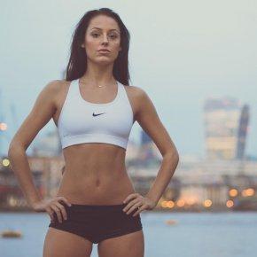 London Fitness Model