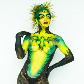 Brazilian Bodypaint by Natacha Trottier