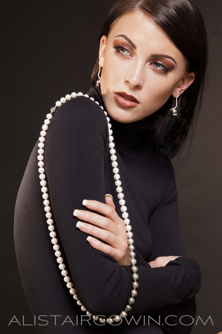 Studio shot for Jewellery designer