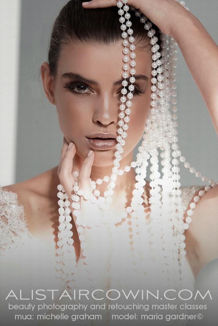 Studio fashion shoot for Client