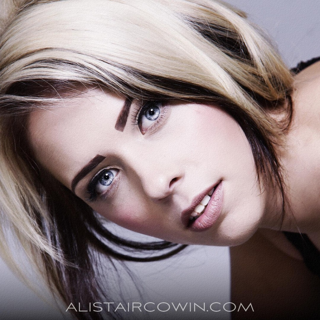 Photographed for model's Portfolio