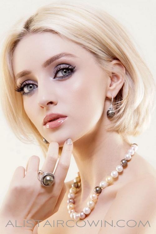 Beauty photograph for model's Portfolio