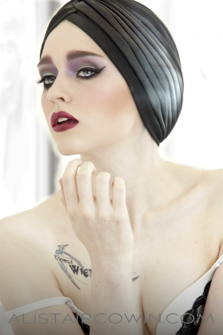 Photographed for Alistair Cowin's  'Beauty Book - 2015'