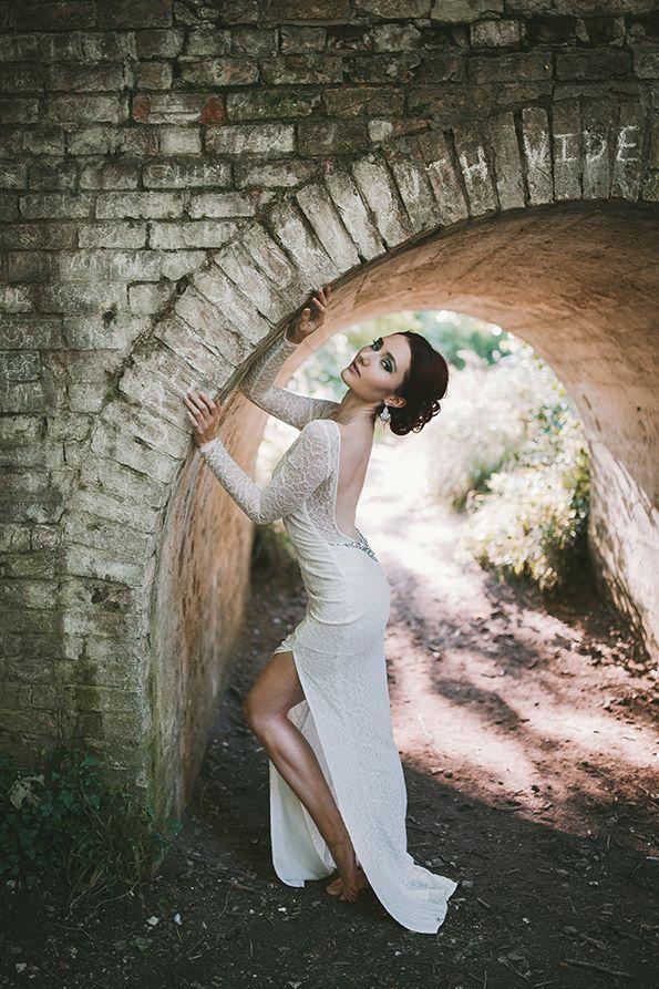 Photographer: Alexandra Cameron<br /> MUAH: Laura from Calysta London