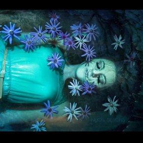 Andra- underwater.