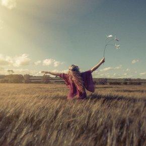 Reach for the sky......